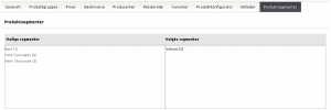 fanebladet-produktsegmenter